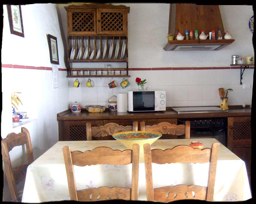 Casa Rosa | El Acebuchal