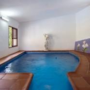 New indoor swimming pool