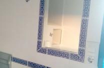 Bathroom Casita Azul – Frigiliana