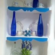 Detail Casita Azul – Frigiliana