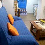 The Living Room Casita Azul – Frigiliana