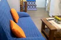 The Living Room Casita Azul – Frigiliana