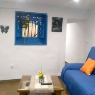 The Living Room 2 Casita Azul – Frigiliana